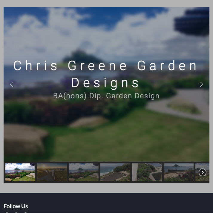 Cornish Garden Company Websites