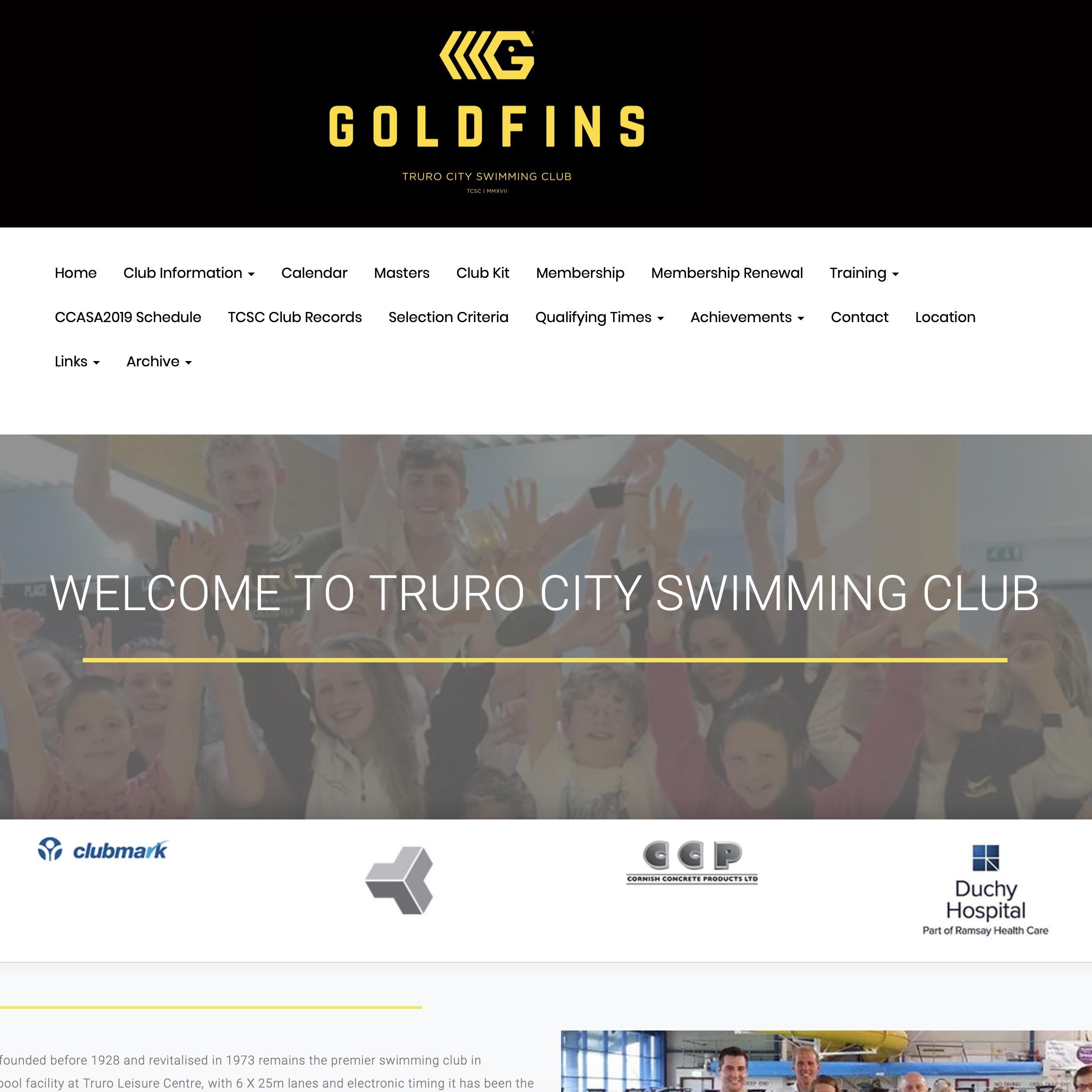 Truro Swim Club